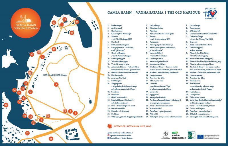 Gamla Hamn I Jakobstad